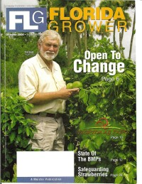 Florida Grower Cover
